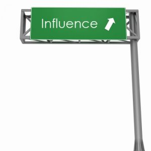 Influence_sign