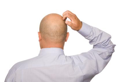 Head Scratching