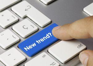 New trend? Keyboard